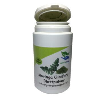 Moringablätter Bioqualität Indien